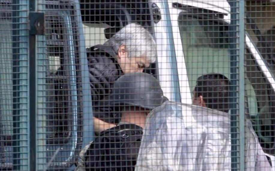 Lázaro Báez, de la cárcel a un centro médico para hacerse chequeos