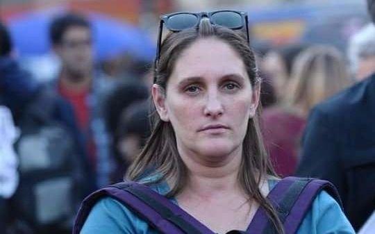 Desesperada búsqueda de la militante feminista Fernanda Chacón
