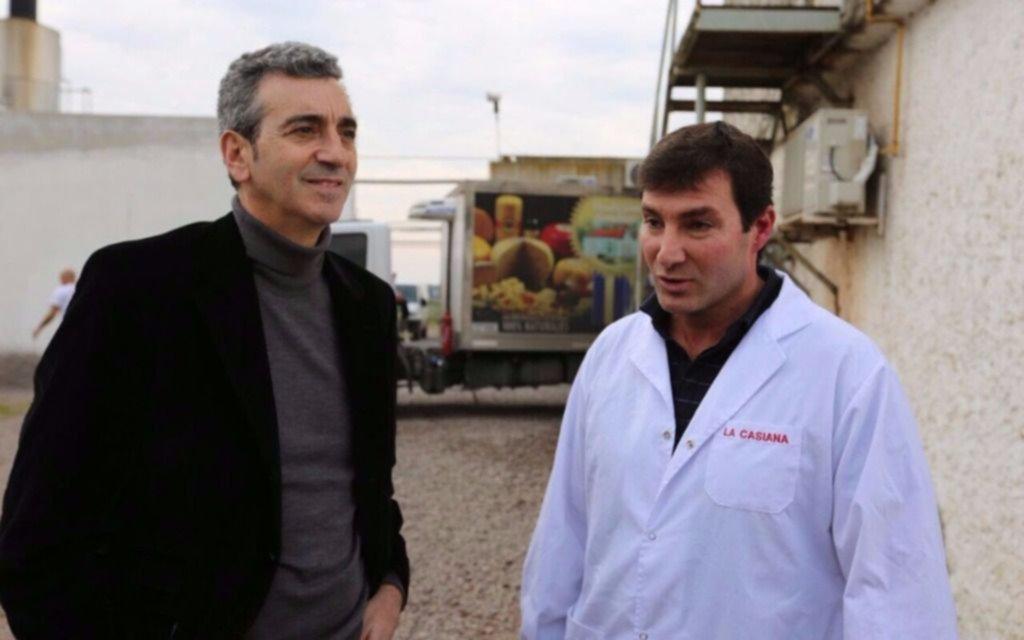 Randazzo comparó la elección de CFK con la de Menem en 2003