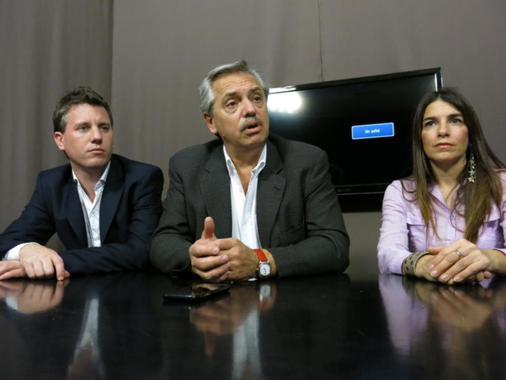 Cristina y Massa ya suman hasta 64% de intención de voto