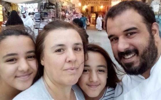 Una familia argentina quedó atrapada en Qatar por un embargo