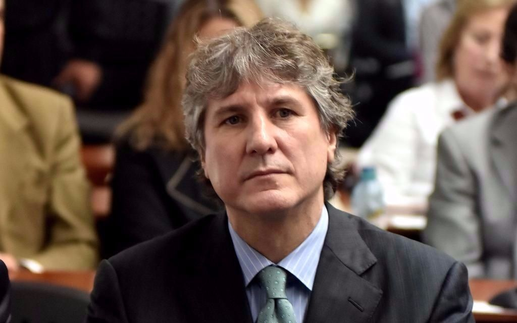 Tribunal argentino habilita juicio a exvicepresidente por caso Ciccone