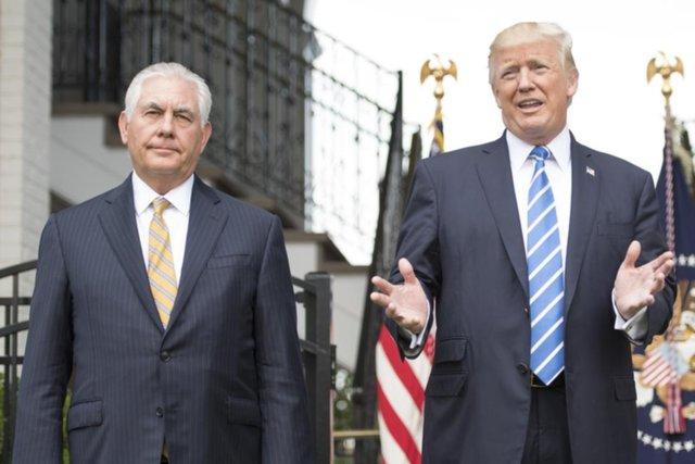 """Trump no descarta adoptar una """"opción militar"""" en Venezuela"""