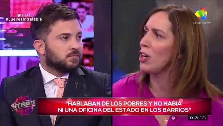 PASO 2017: la pregunta que descolocó al exesposo de María Eugenia Vidal