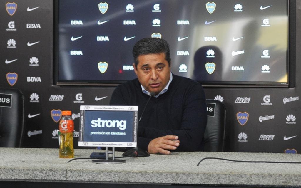 El agente de Tévez ve imposible su regreso a Boca