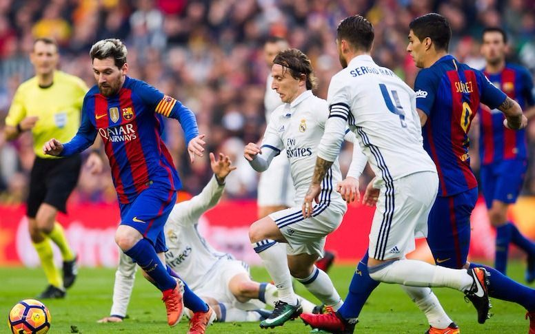 Supercopa de España: Barcelona recibe al Real Madrid en el Nou Camp