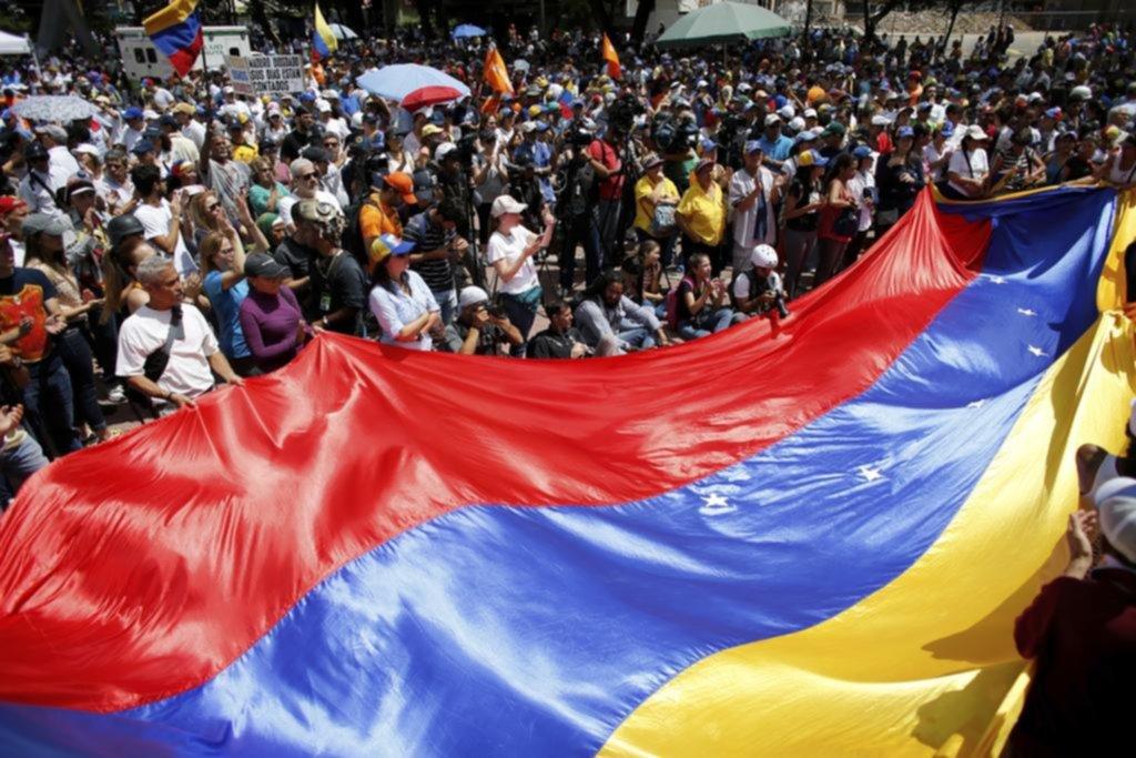 Rechazo a una opción militar en Venezuela