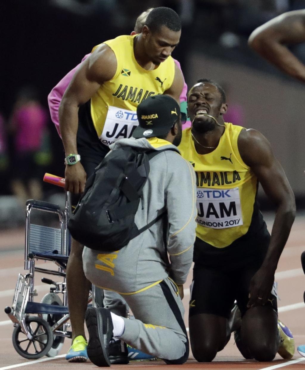 Se retira la leyenda: ¿a qué hora podés ver la última carrera de Usain Bolt en el Mundial de Londres 2017?