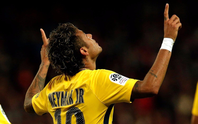 """""""Dejar Barcelona no es la muerte"""", dijo Ney tras su debut con gol en el PSG"""
