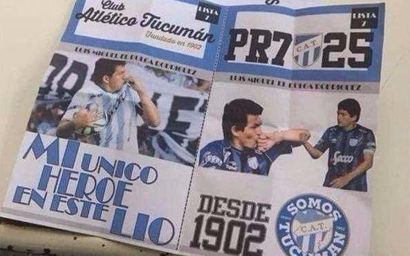 En Tucumán, algunos eligieron al Pulguita