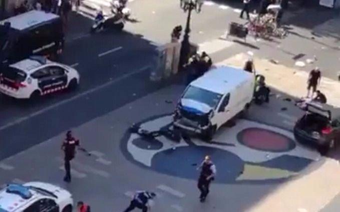 Detuvieron a un cuarto terrorista — Atentado en Barcelona