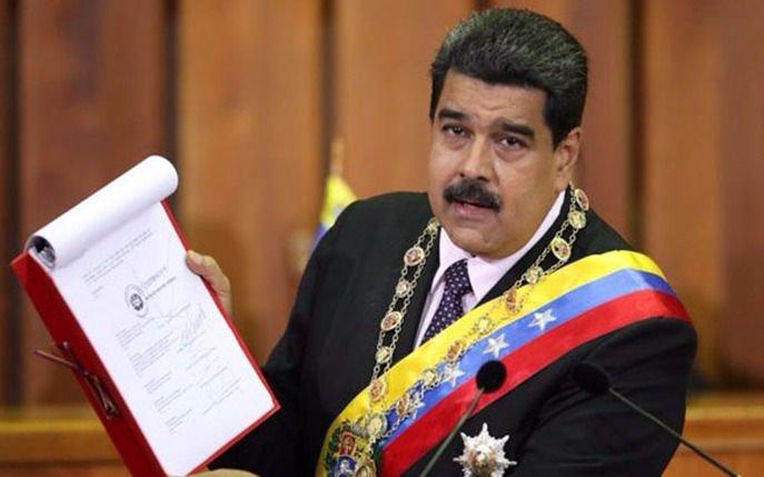 Maduro a oposición: Nos vemos las caras en presidenciales de 2018