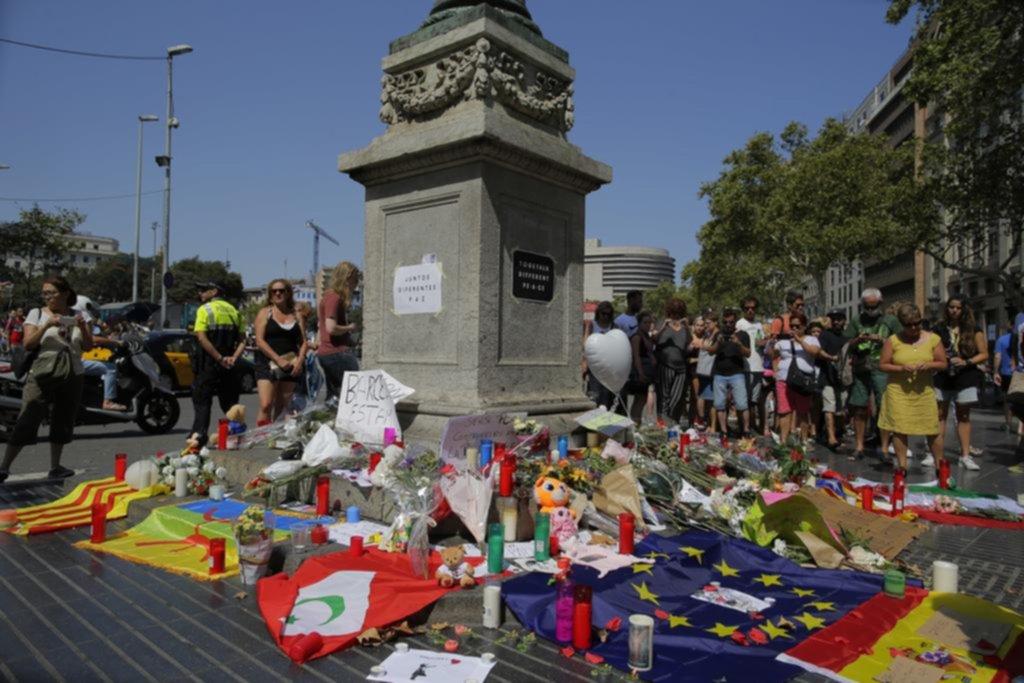 Ataque terrorista en Barcelona fue reivindicado por el Estado Islámico