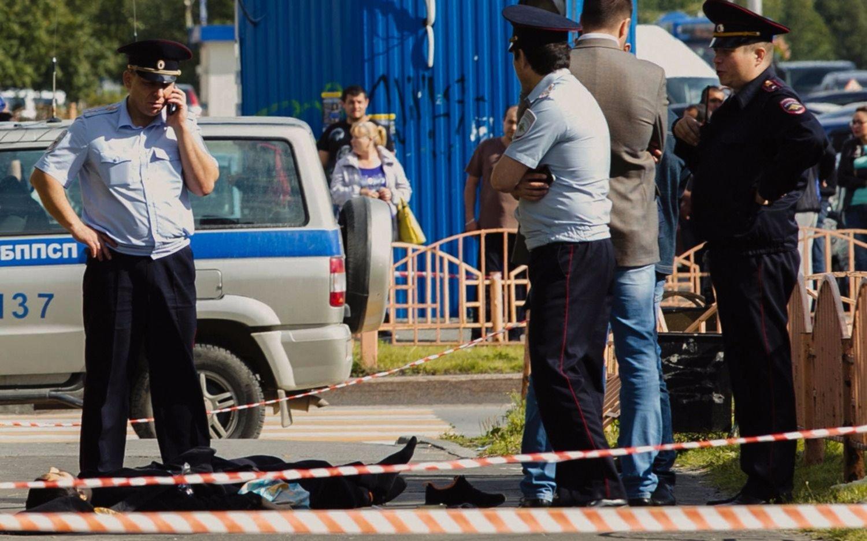 Otro ataque con cuchillo, ahora en Rusia: 8 heridos