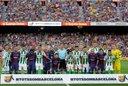 """En un Camp Nou """"blindado"""" tras el atentado, el Barcelona vence al Getafe"""