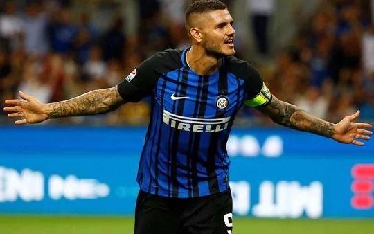 Icardi lideró la primera victoria del Inter