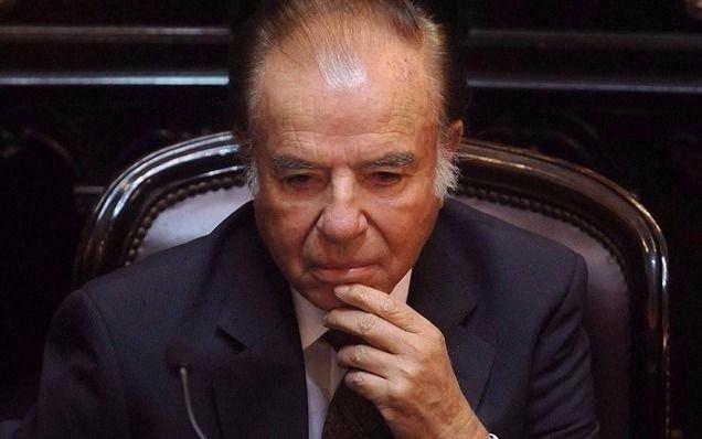 El Supremo argentino cuestiona el fallo que impugnó la candidatura de Menem