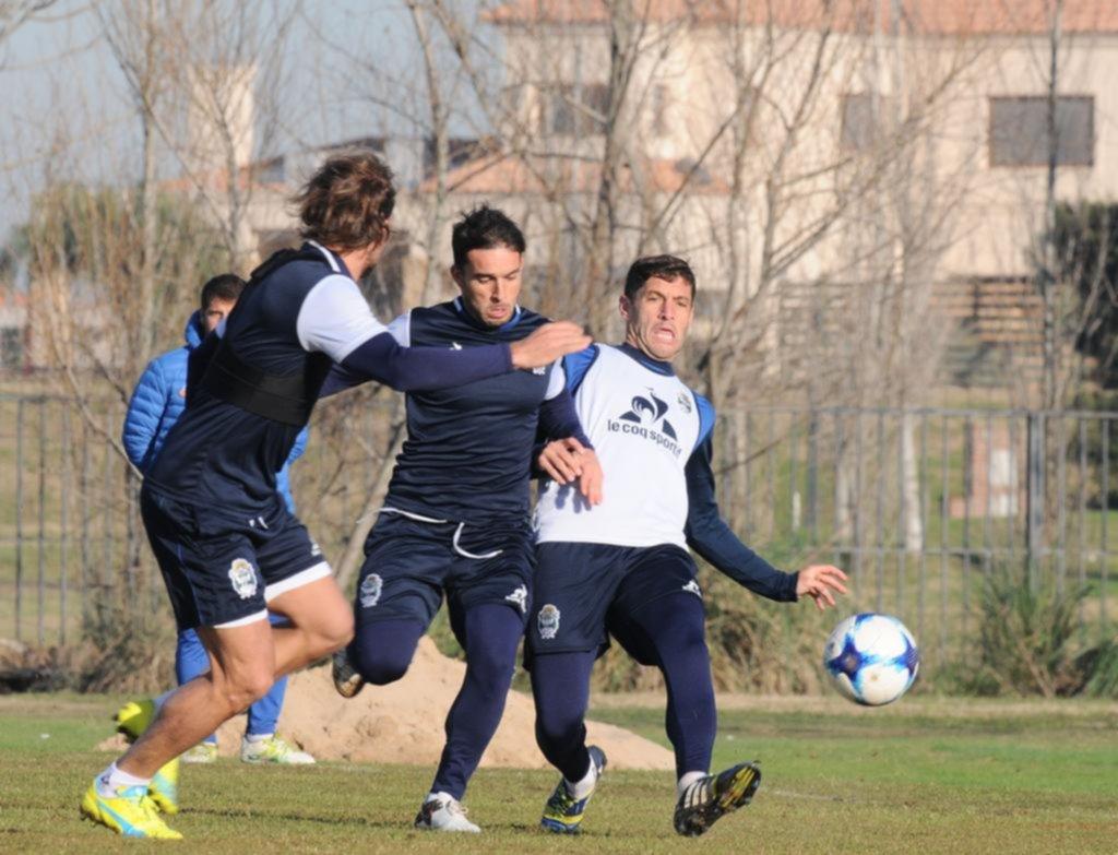 Defensa y Justicia y Gimnasia empataron 4 a 4 en Varela — Partidazo