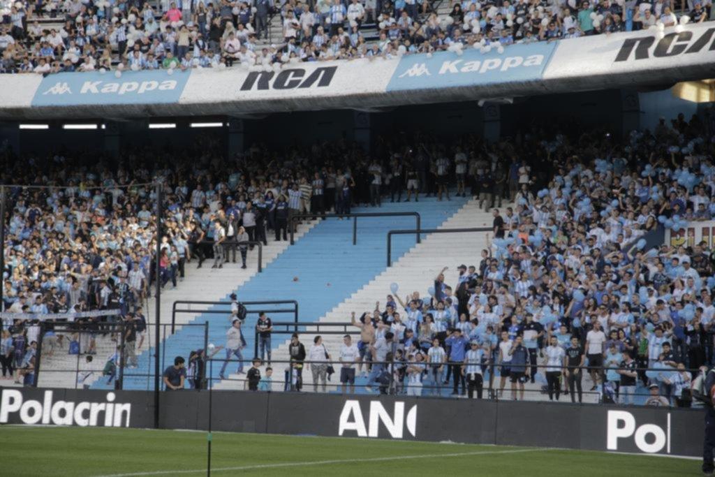 Olimpo enfrentará a Racing el viernes a las 15 — Copa Argentina