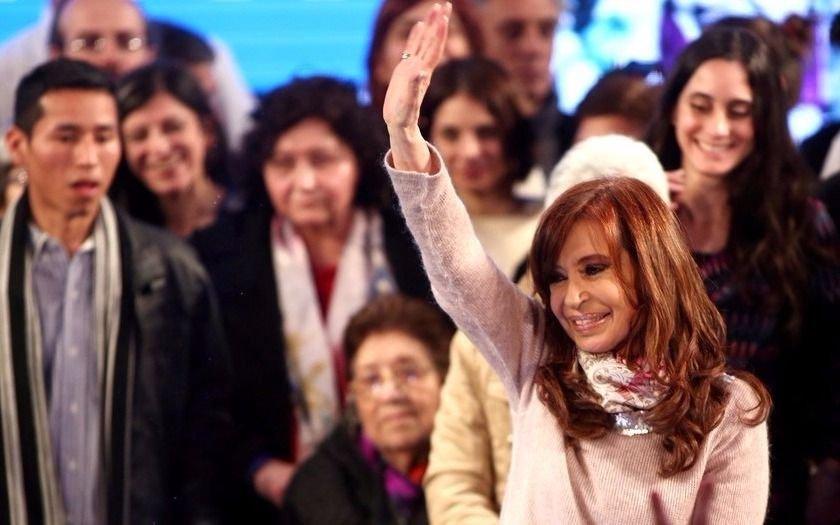 Cristina se impuso a Bullrich por 20.324 votos — Terminó escrutinio definitivo