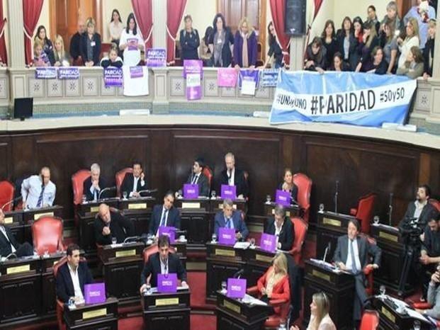 La junta electoral restringió la Ley de Paridad