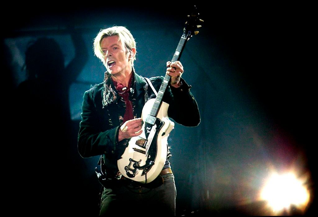 David Bowie alcanza el billón de streams en Spotify