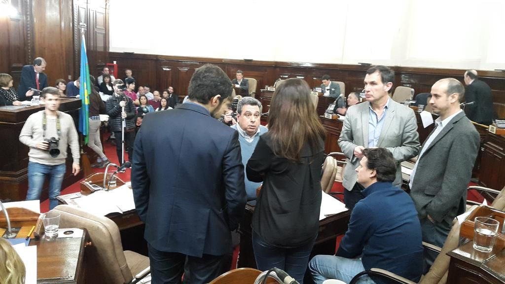 El caso Maldonado se coló en el Concejo y dividió al oficialismo