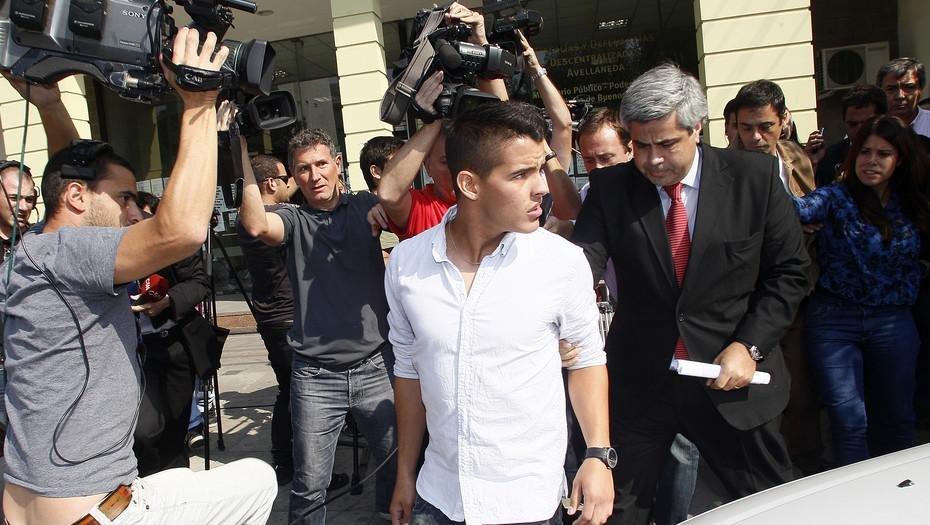 Piden siete años de prisión para Alexis Zárate por violación