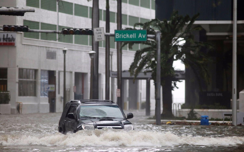 Asciende a 22 número de muertos por Irma en Estados Unidos