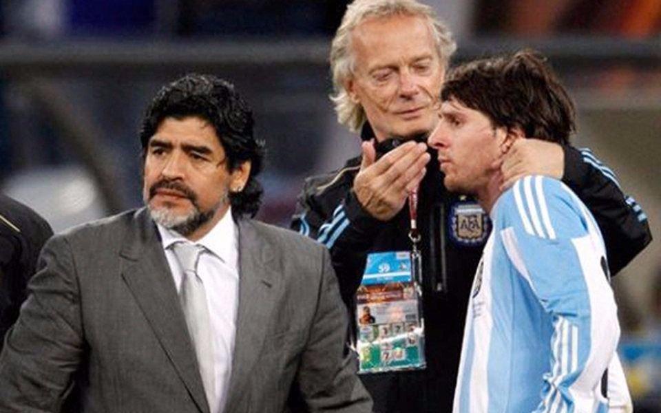 Signorini, durísimo con la Selección: