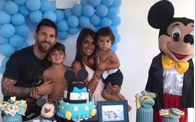 Lionel Messi marcó el camino con tres gritos