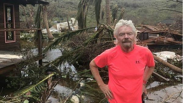 La furia de Irma no perdonó ni a las mansiones de los famosos