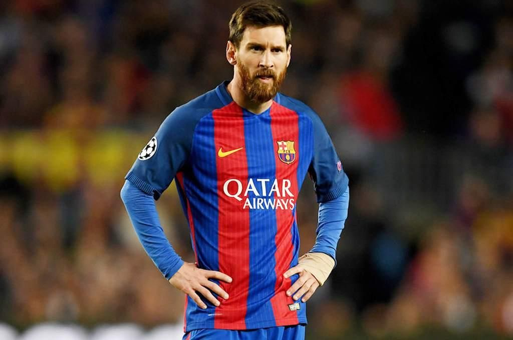 Messi demuestra dotes de pianista tras ejecutar himno de la Champions