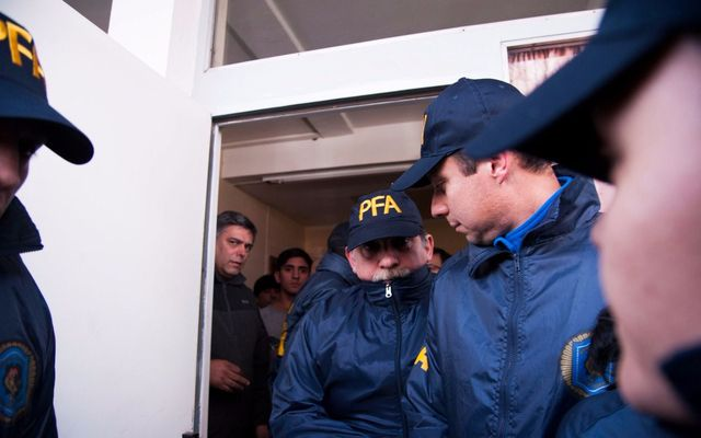 Caso Maldonado: un gendarme dijo haber disparado contra un manifestante