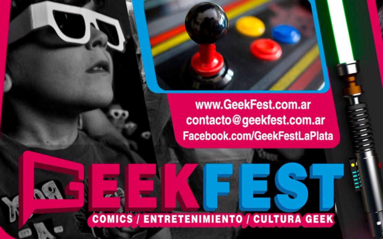 """Ya llega la """"Geek Fest"""", la primera feria de tecnología, cine, entretenimiento y cómics"""
