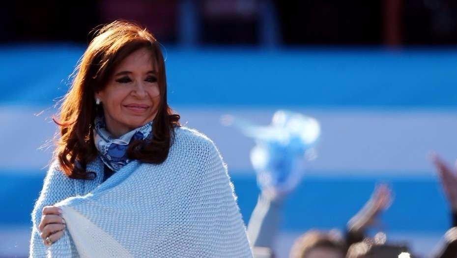 Cristina Kirchner relanza su campaña en Florencio Varela