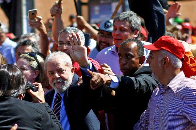Ante el juez Moro, Lula dijo que no cobró coimas de Odebrecht