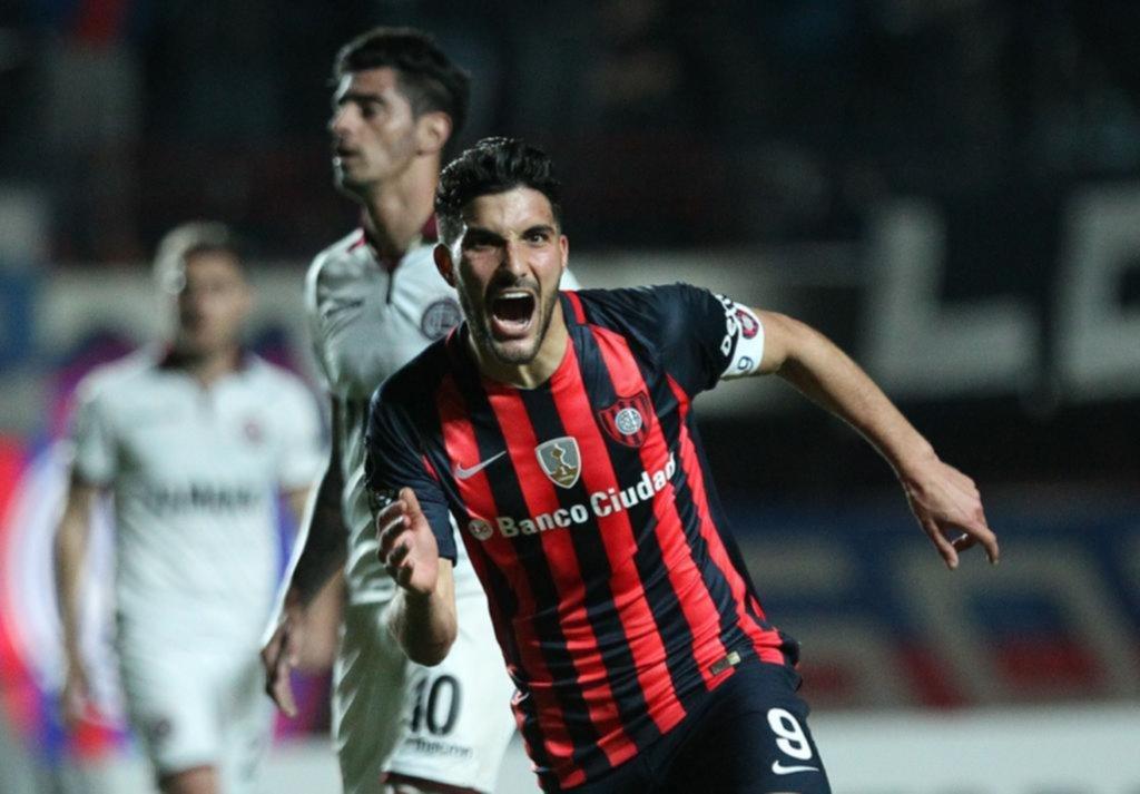 San Lorenzo dio un buen paso al frente