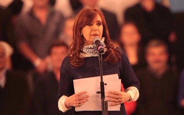"Confirman el procesamiento de Cristina Kirchner por ""asociación ilícita"""