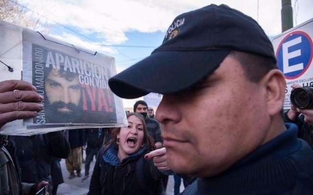 Burzáco reveló las prioridades del Gobierno sobre la desparición de Santiago Maldonado