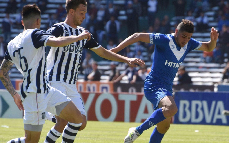 Talleres y Vélez empataron en Córdoba