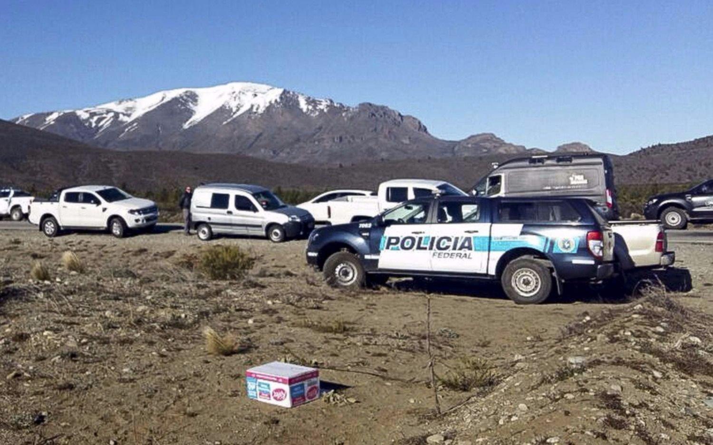 Caso Maldonado: difundieron los objetos encontrados ayer durante el rastrillaje