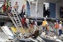 Un argentino murió por el terremoto