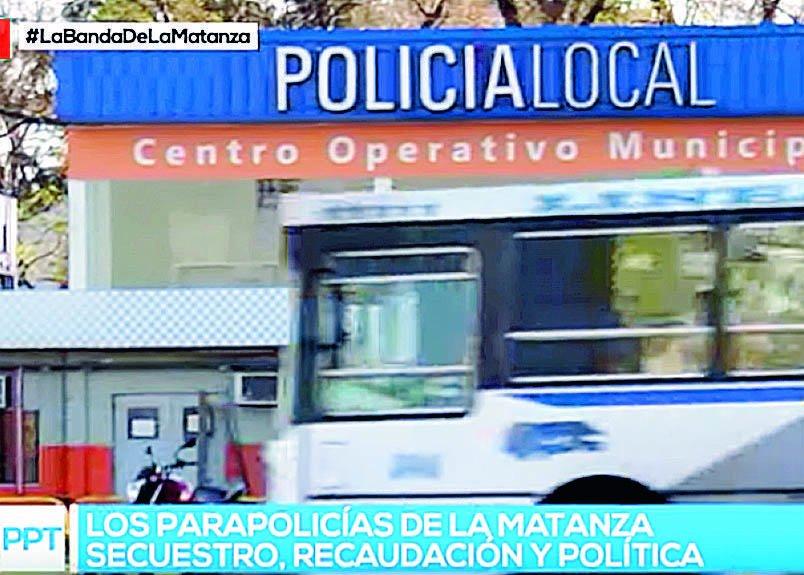 Falso pastor y policías implicados en la mafia parapolicial en La Matanza
