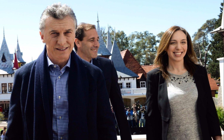 Macri pide que todos pongan 'su granito de arena' para progresar