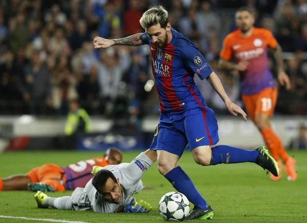 """Triplete de Messi y elogio de Luis Enrique: """"Es la representación del fútbol total"""""""