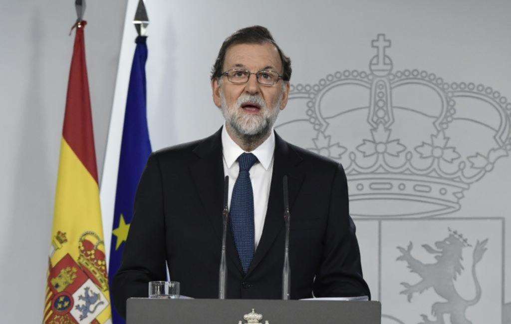 El presidente catalán confirmó el referéndum y se acerca a la independencia