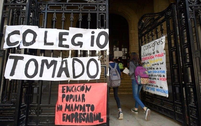 Abuso en el Nacional Buenos Aires: los padres formalizaron la denuncia
