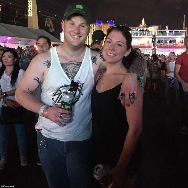 El aniversario de bodas que terminó en tragedia — Las Vegas