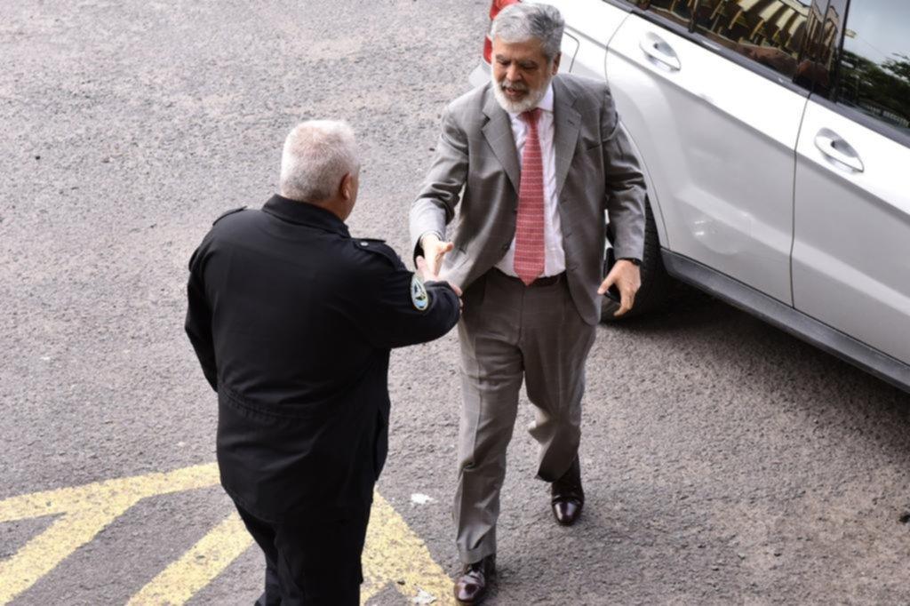 Fiscal Moldes reiteró el pedido de desafuero de De Vido